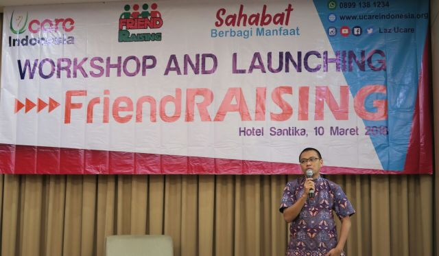 U-Care Indonesia Helat Workshop dan Launching 'Friendraising' di Bekasi BEKASIMEDIA.COM |