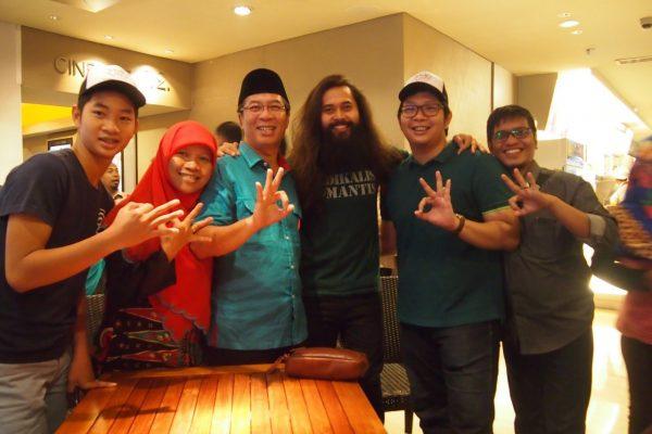 Nobar 212, Nur Supriyanto: Film ini Ajarkan Nilai-nilai Kebaikan BEKASIMEDIA.COM