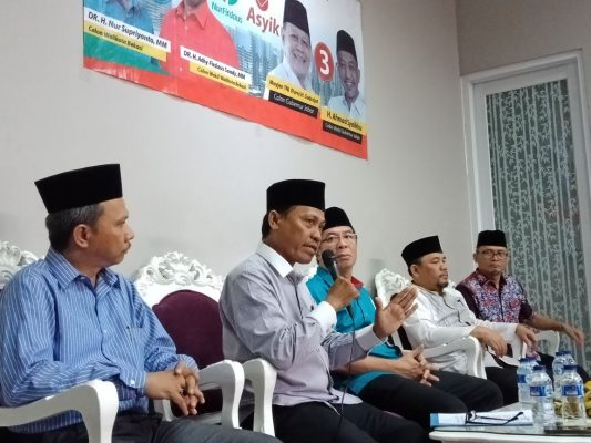 Aliansi Islam Patriot: Masyarakat Punya Harapan Besar kepada Pemimpin Baru Kota Bekasi BEKASIMEDIA.COM |
