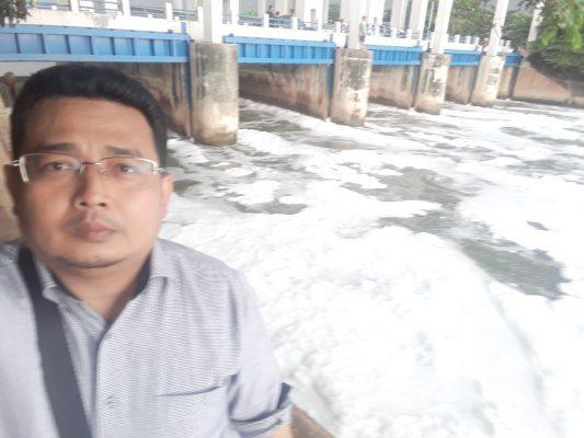 Aktivis LH: Soal Pencemaran Kali Bekasi, Perlu Dilakukan Audit Lingkungan BEKASIMEDIA.COM | MEDIA BEKASI SEJAK 2014