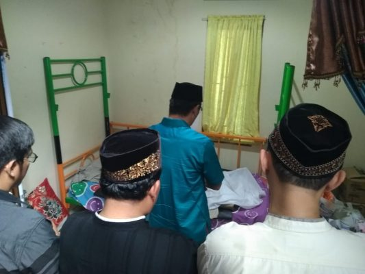 Nur Supriyanto Takziah ke Ibunda Ketua DPC PKS Bekasi Utara BEKASIMEDIA.COM | MEDIA BEKASI SEJAK 2014