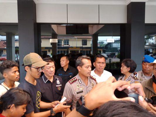 Polres Metro Bekasi Kota Akan Tindak Pelaku Penyebar Hoax BEKASIMEDIA.COM | MEDIA BEKASI SEJAK 2014