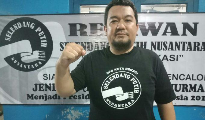 Ketua DPD RSPN Kota Bekasi Siap Putihkan Kota Patriot BEKASIMEDIA.COM |