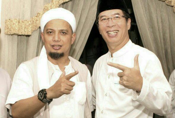 Nur Supriyanto Minta Restu KH Arifin Ilham BEKASIMEDIA.COM   MEDIA BEKASI SEJAK 2014