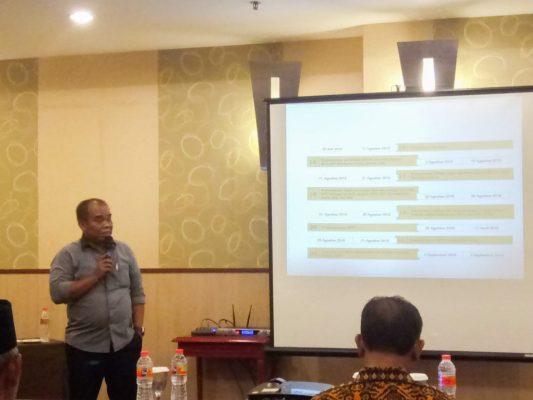KPU Kota Bekasi Sosialisasi Tahapan Pemutakhiran Data Pemilih BEKASIMEDIA.COM   MEDIA BEKASI SEJAK 2014