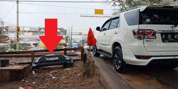 Kecelakaan di Jalur Kereta, DTKB: Persimpangan Sebidang Kewenangan Pemerintah Pusat dan PT KAI BEKASIMEDIA.COM  