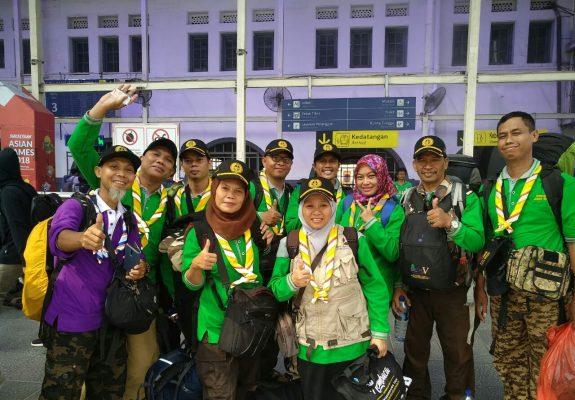 Kwarcab Kota Bekasi Ikuti KPN 2018 Di Lebakharjo Malang Jatim BEKASIMEDIA.COM