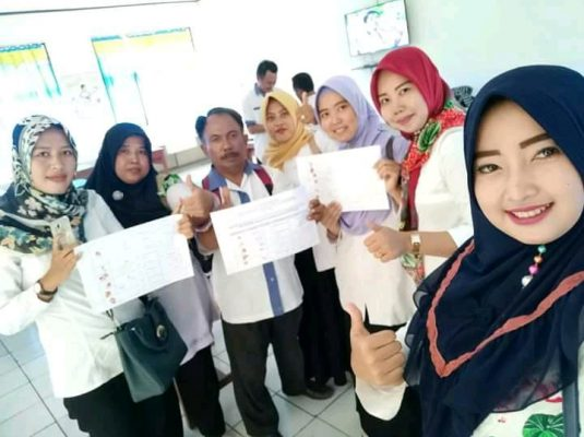 Nasib Tak Menentu, Ribuan Guru Honorer di Kabupaten Bekasi Lakukan Aksi Ini BEKASIMEDIA.COM