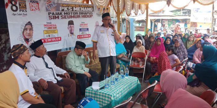 H.Bambang Purwanto Ingatkan Masyarakat Jaga Persatuan dengan 4 Pilar Kebangsaan BEKASIMEDIA.COM