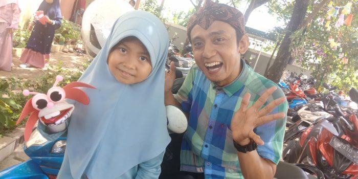 Kak Dimas: Membangun Kekuatan Hubungan Ayah dengan Anak itu Juga Nafkah BEKASIMEDIA.COM |