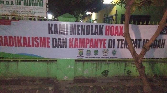 Kapolres Bekasi Kota: Tempat Ibadah untuk Jaga Silaturrahmi dan Membangun Ahlak BEKASIMEDIA.COM   MEDIA BEKASI SEJAK 2014