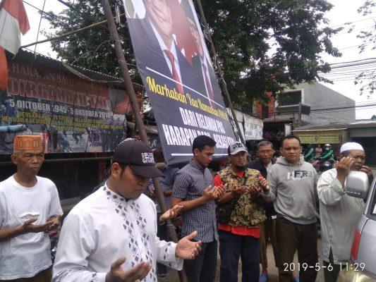 Copot Baliho Capres 02, PA 212 Bekasi Raya Tanyakan Dasar Hukumnya BEKASIMEDIA.COM | MEDIA BEKASI SEJAK 2014