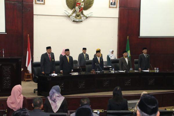 Chairoman Akui Signal di Gedung DPRD Lemah Sebabkan Video Conference Paripurna Buruk BEKASIMEDIA.COM