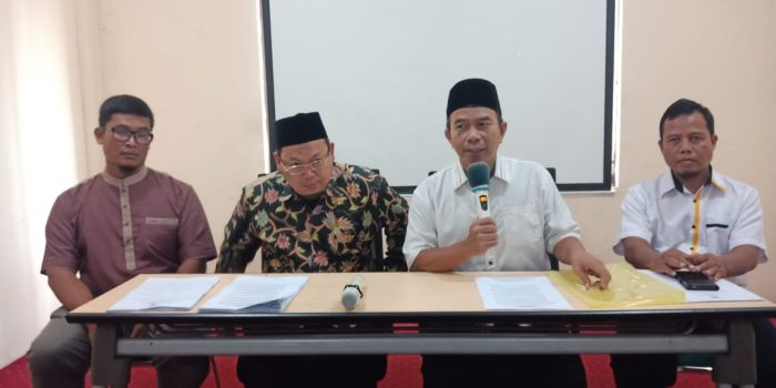 KPUD Kabupaten Bekasi Tanggapi Keputusan Bawaslu RI atas Gugatan PKS BEKASIMEDIA.COM  