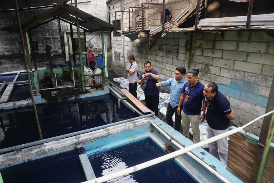 Ombudsman: 54 Perusahaan di DAS Cileungsi Bermasalah dengan Pembuangan Limbah BEKASIMEDIA.COM | MEDIA BEKASI SEJAK 2014