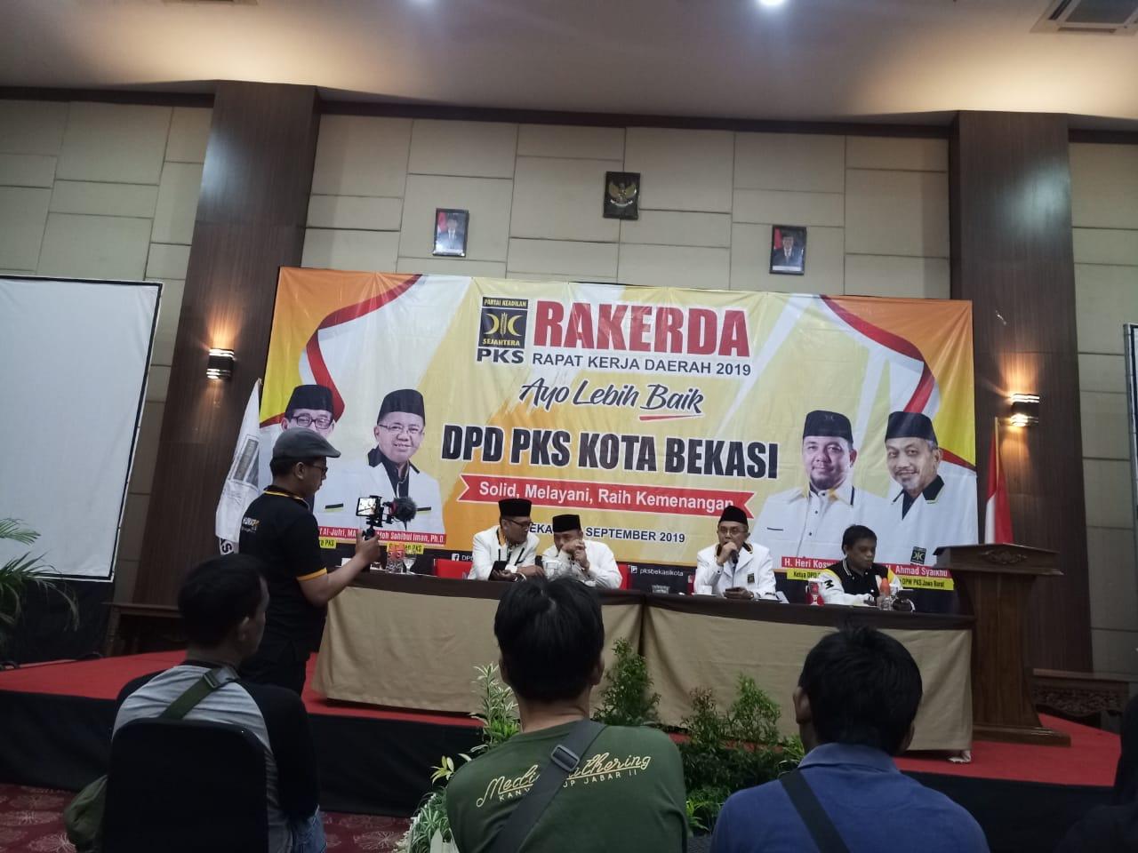 Akhirnya PKS Hanya Jadi Mitra Kritis Pemerintah kota Bekasi BEKASIMEDIA.COM   MEDIA BEKASI SEJAK 2014