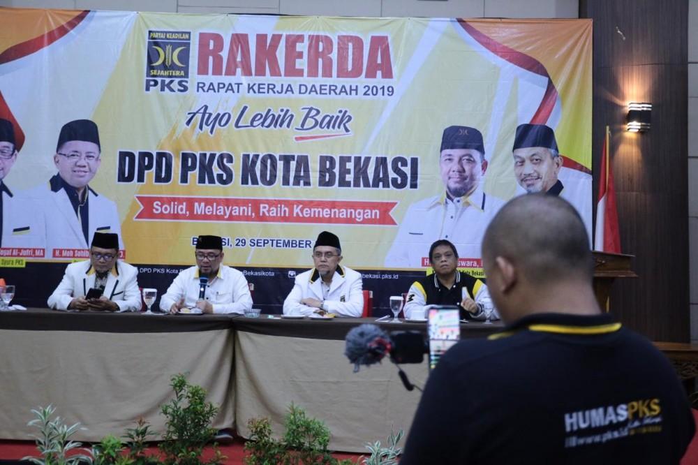 PKS Kota Bekasi Siap Meremajakan Pengurus DPC BEKASIMEDIA.COM