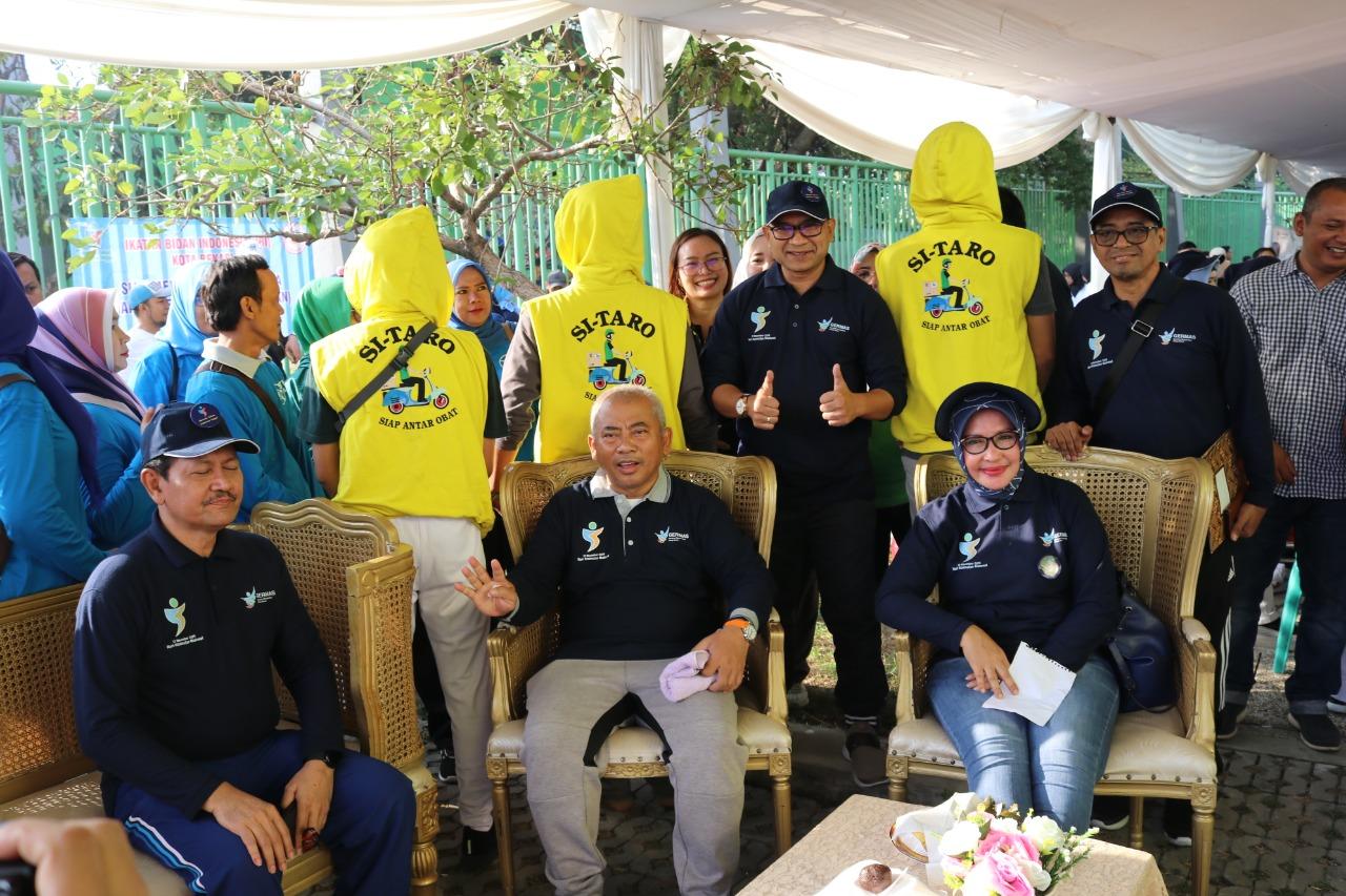 HKN ke-55 RSUD Kota Bekasi Kenalkan Program Si-Brojol dan Si-Taro BEKASIMEDIA.COM |