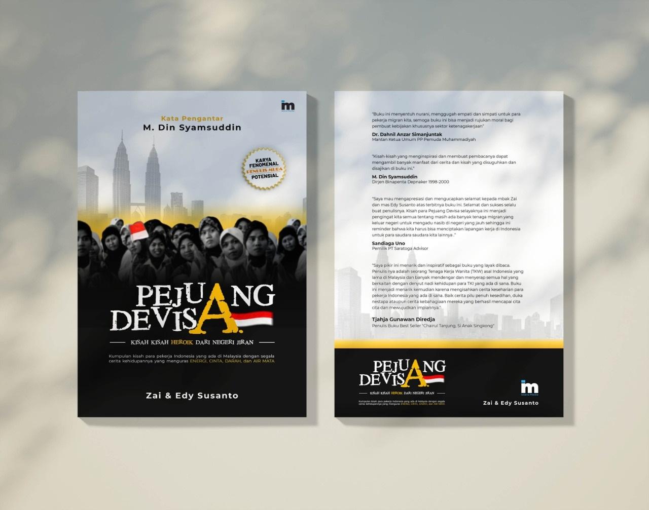 Cerita TKW Indonesia di Malaysia Yang Kisah Pengalamannya Ditulis Menjadi Sebuah Buku BEKASIMEDIA.COM   MEDIA BEKASI SEJAK 2014