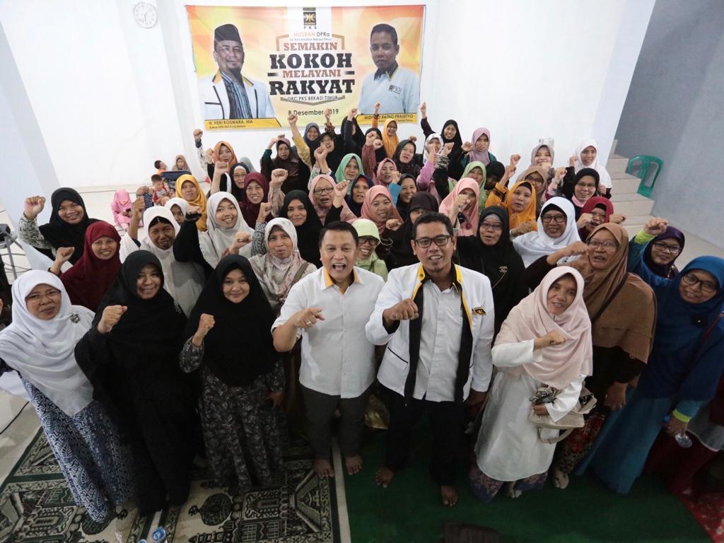 """PKS Bekasi Timur Gelar """"Pengajian Kebangsaan"""" BEKASIMEDIA.COM  """