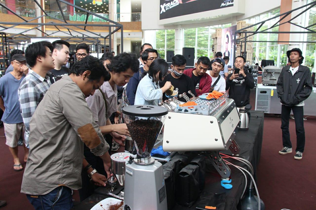 Event 'Bekasi Coffee Week' Summarecon Mall Bekasi Kenalkan Kopi Nusantara BEKASIMEDIA.COM |