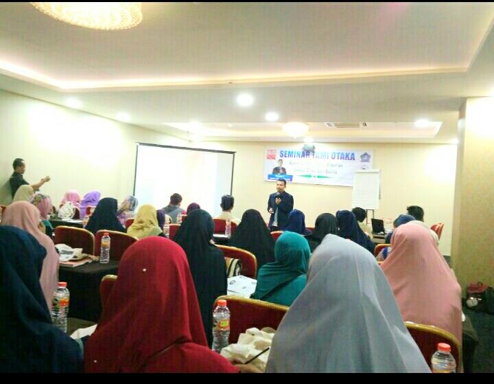 """Seminar Tami Otaka, Kenalkan Metode Menghafal Al-Quran """"Aktivasi Otak Kanan"""" BEKASIMEDIA.COM  """
