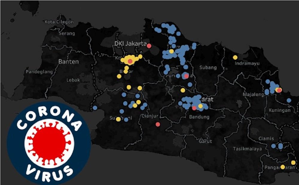 Data Virus Corona Kota Bekasi Belum Terlihat di Situs Pemprov Jabar BEKASIMEDIA.COM