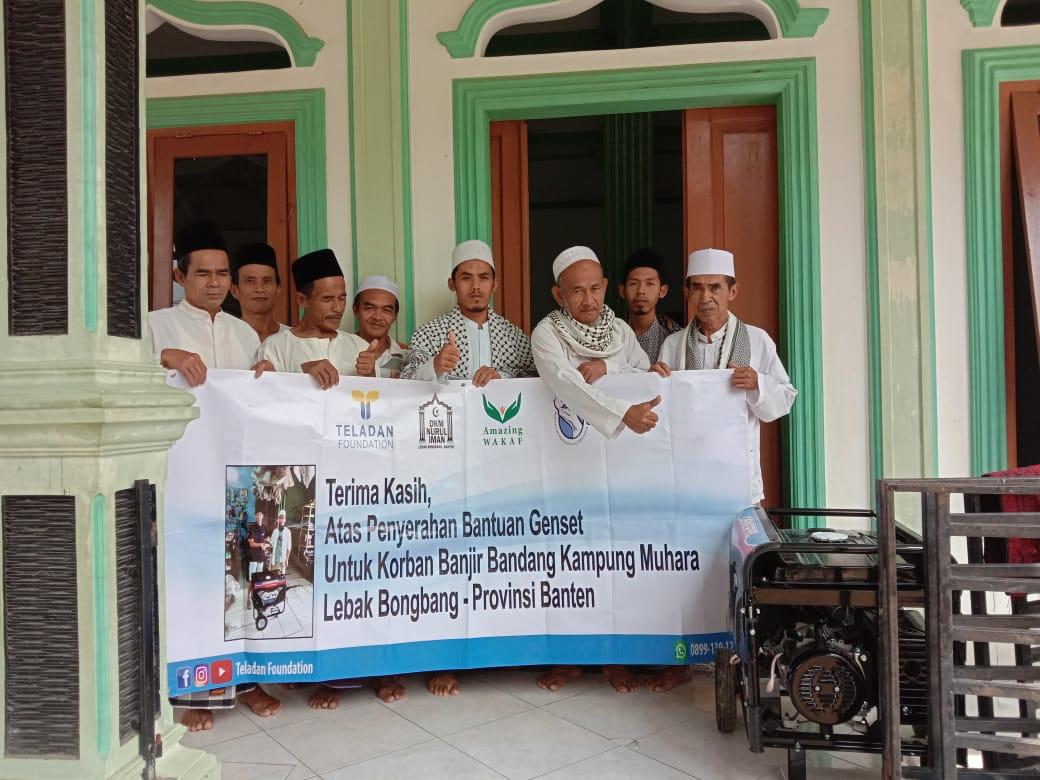 Sinergi Mentari Ilmu Charity dan Teladan Foundation Bantu Pulihkan Musholla Pasca Bencana Lebak Banten BEKASIMEDIA.COM | MEDIA BEKASI SEJAK 2014