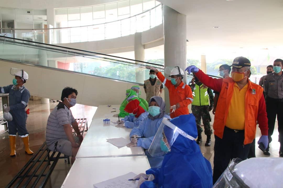 Hasil PCR di Pasar, 2 Positif Covid 19 Berasal dari Pedagang Pasar Wisma Asri BEKASIMEDIA.COM   MEDIA BEKASI SEJAK 2014