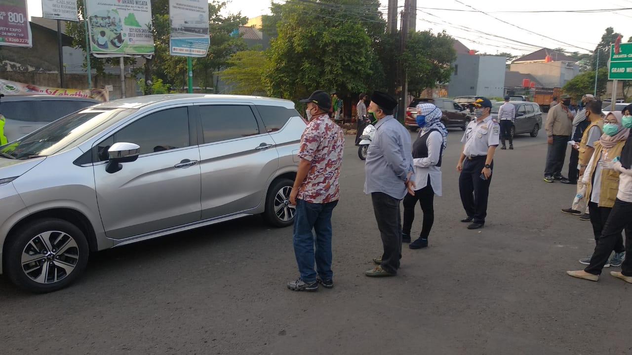 PSBB Seri III DPRD kota Bekasi Minta Petugas Tak Ragu Menegakkan Aturan Denda BEKASIMEDIA.COM |