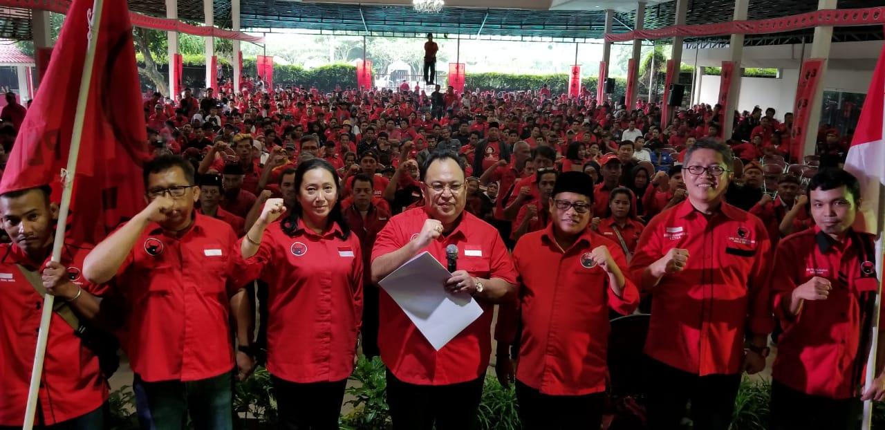 BP Pemilu PDI Perjuangan Jawa Barat Rilis 8 Calon Kepala Daerah Pilkada Serentak 2020 BEKASIMEDIA.COM |