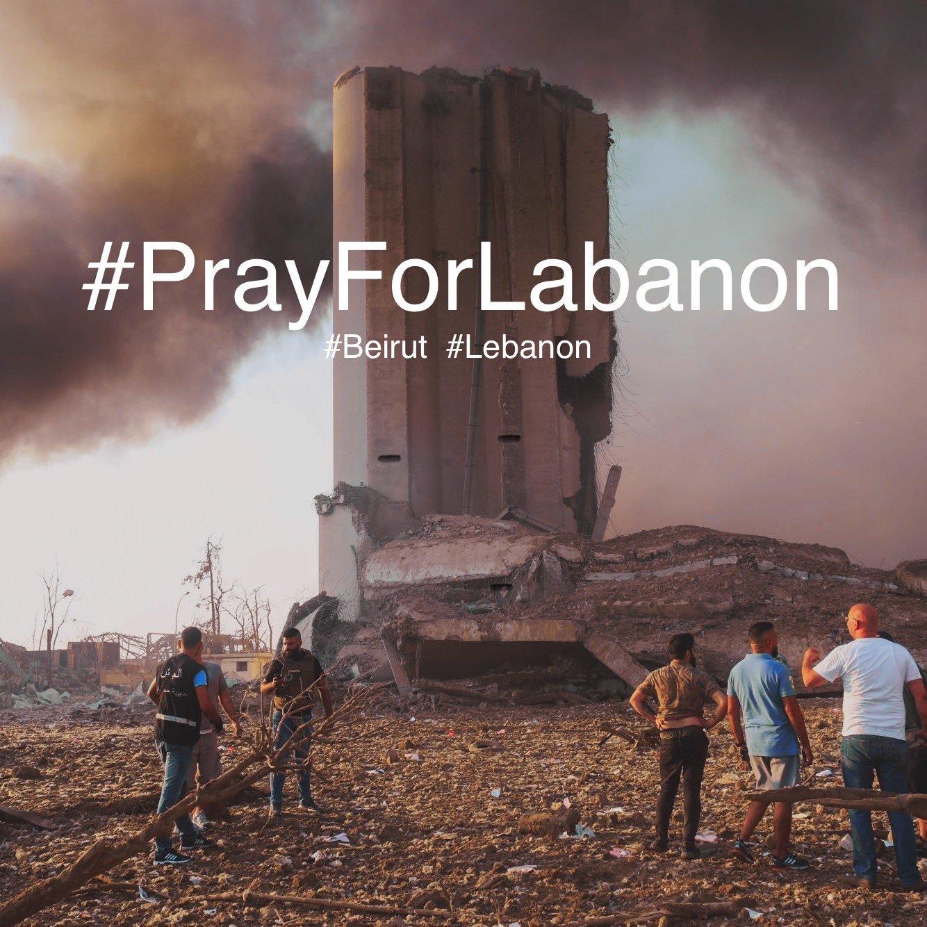 Mirip Bom, Ledakan Terbesar Sepanjang Sejarah Lebanon BEKASIMEDIA.COM | MEDIA BEKASI SEJAK 2014