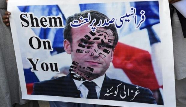 Buntut Penghinaan terhadap Nabi Muhamad, Komite Perjuangan Umat Minta Dubes Prancis Kembali ke Negaranya BEKASIMEDIA.COM |