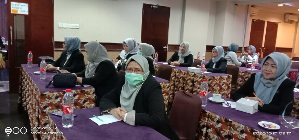 Fatmah Hanum Pimpin Kaukus Perempuan Politik Indonesia Kabupaten Bekasi BEKASIMEDIA.COM | MEDIA BEKASI SEJAK 2014