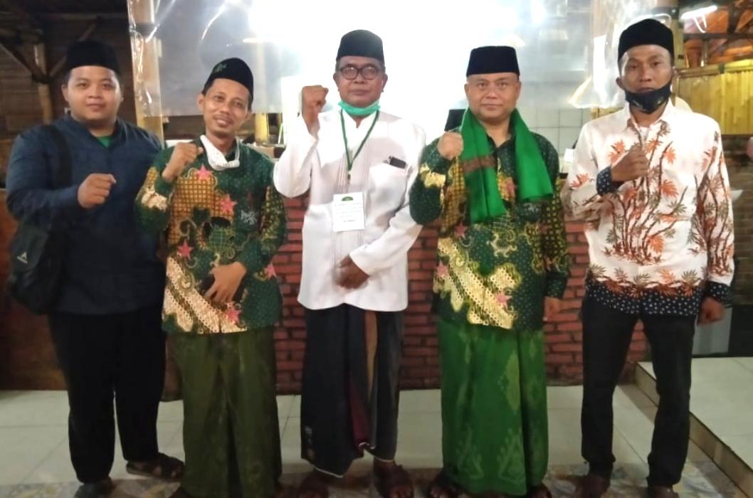 Aklamasi, KH Komarudin Terpilih Sebagai Ketua Tahfidziyah PCNU Bekasi BEKASIMEDIA.COM |