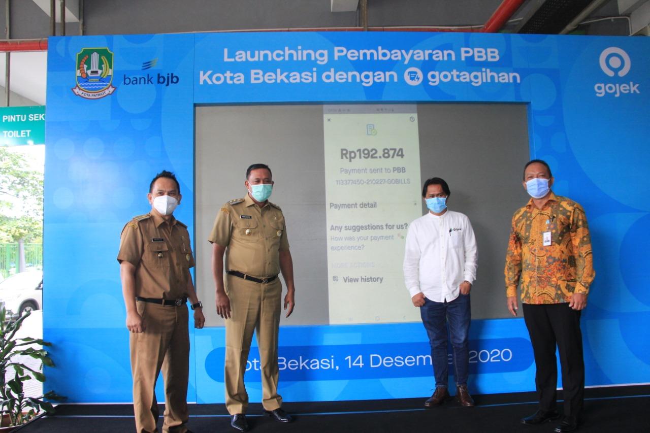 Sekarang Warga Kota Bekasi Bisa Bayar PBB Via Aplikasi Gojek, Begini Caranya BEKASIMEDIA.COM |