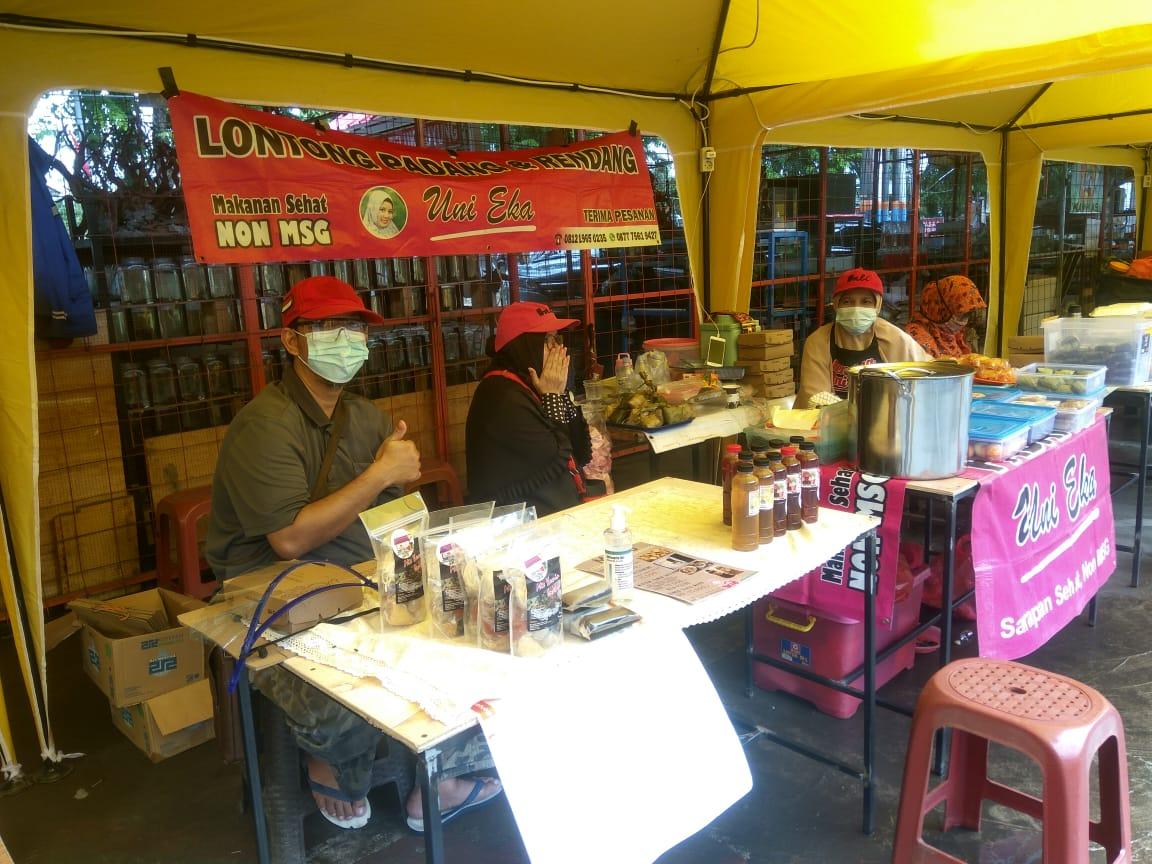 Sosialisasi Pasar Kue Subuh Candrabhaga, Ikon Baru Kota Bekasi BEKASIMEDIA.COM | MEDIA BEKASI SEJAK 2014