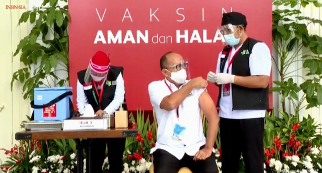 Kadin: Pelaku Usaha Ikuti Program Vaksinasi Gotong Royong BEKASIMEDIA.COM  