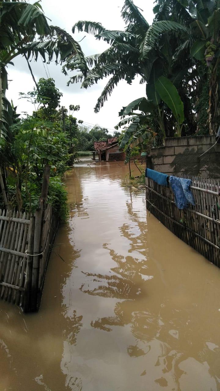 Banjir Kali Bekasi Terjang Puluhan Rumah di Desa Satria Mekar BEKASIMEDIA.COM | MEDIA BEKASI SEJAK 2014