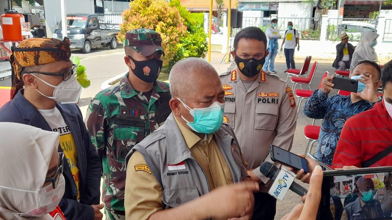 Wali Kota Bekasi: Tidak Ada Cara Lain Atasi Banjir Bekasi, Harus Bangun Polder BEKASIMEDIA.COM