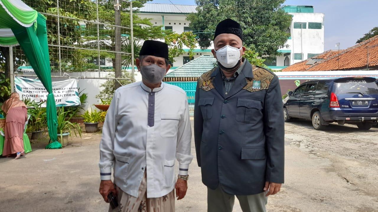 Susul Ushtuchri, Kyai Chudori Thohir juga Mundur dari Jajaran Dewan Syuro PKB BEKASIMEDIA.COM