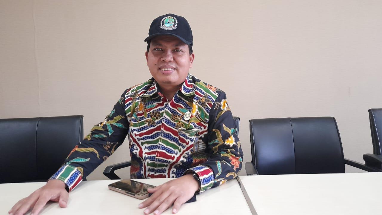 Anggota Fraksi PKS DPRD Kota Bekasi Syaifudin