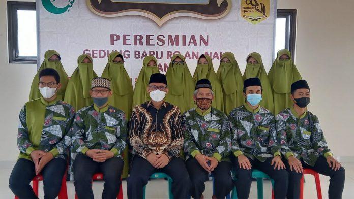 Jelang Ramadhan, Ketua DPRD Kota Bekasi Resmikan Rumah Qur'an An Nahl BEKASIMEDIA.COM