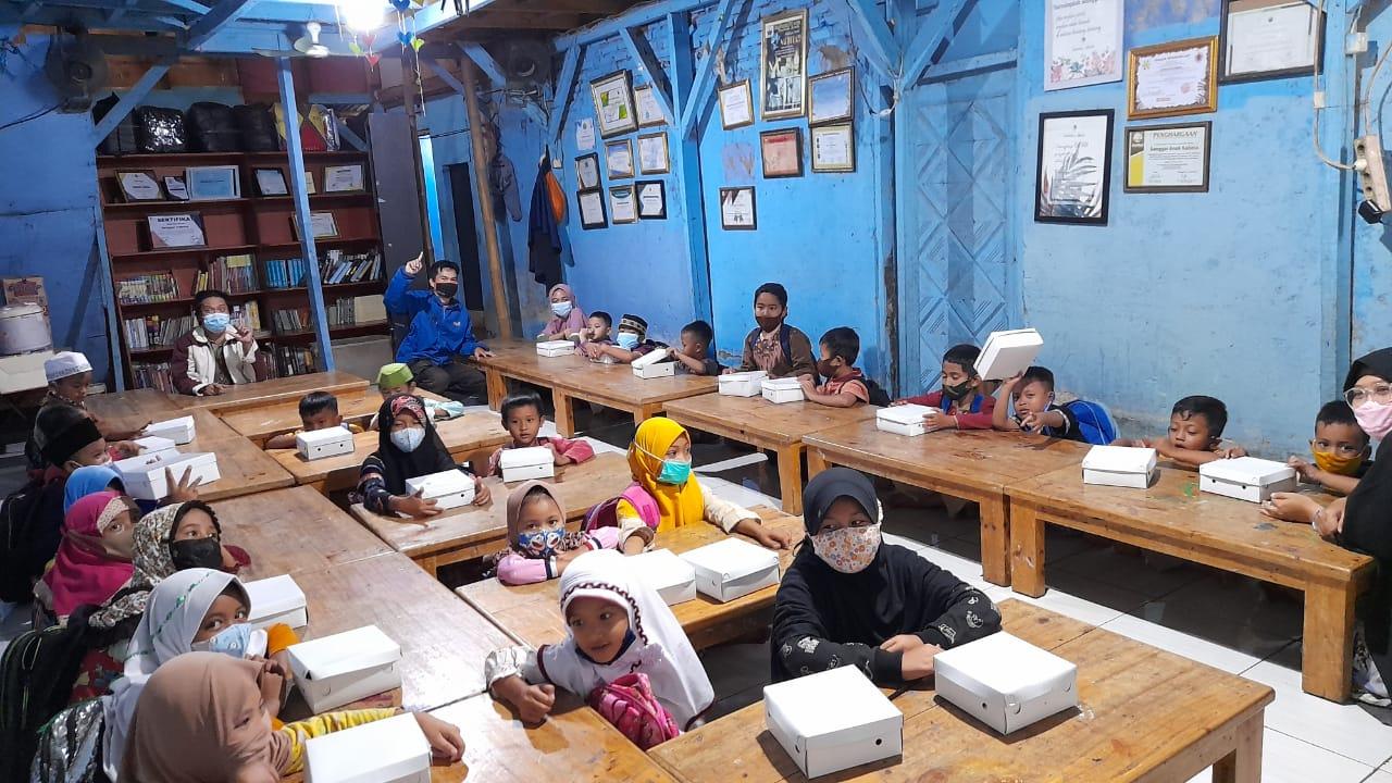 Ketua DPRD Kota Bekasi Ajak Masyarakat Dukung Program 1000 Dermawan Berbagi Makan BEKASIMEDIA.COM |