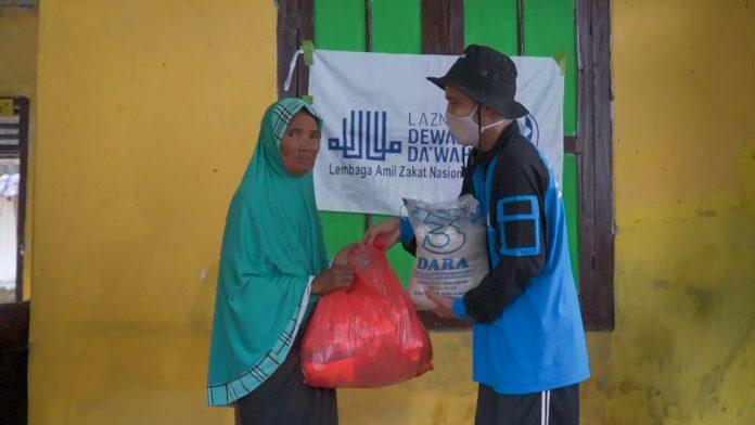 Laznas Dewan Da'wah Salurkan Paket Pangan dan Higienis untuk Warga Terdampak Banjir Bima BEKASIMEDIA.COM |