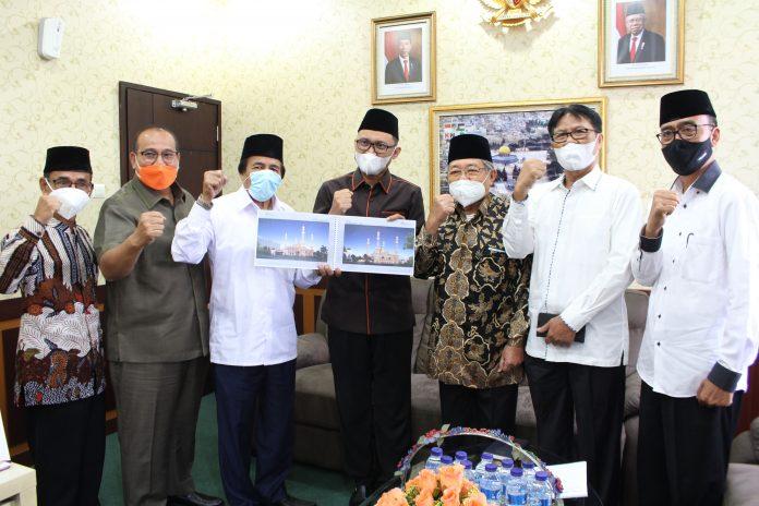 Ketua DPRD Sambut Baik Islamic Centre Bekasi jadi Ikon Baru Kota Bekasi BEKASIMEDIA.COM |