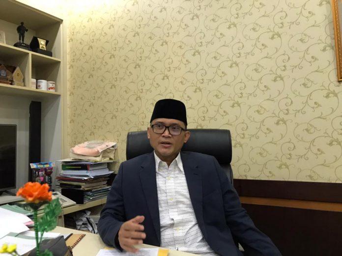 Ketua DPRD Kota Bekasi Harap PDAM Tetap Profesional Usai Pemisahan Layanan Aset BEKASIMEDIA.COM |