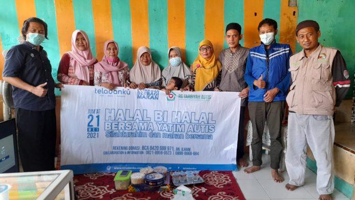 DewAgro Gandeng Teladanku Salurkan Bantuan untuk Anak Yatim Berkebutuhan Khusus BEKASIMEDIA.COM  