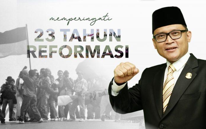 Ketua DPRD Sampaikan Tiga Tantangan Besar Reformasi yang Belum Tuntas BEKASIMEDIA.COM |