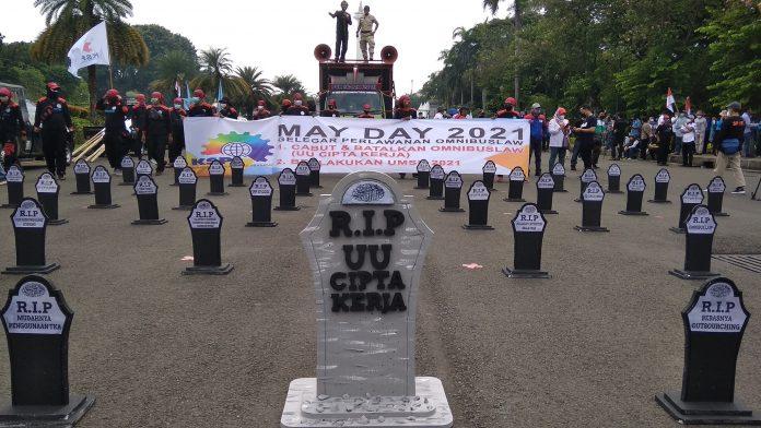 Buruh kirim Petisi Mayday 2021 ke MK, Ini Isi Lengkapnya BEKASIMEDIA.COM | MEDIA BEKASI SEJAK 2014